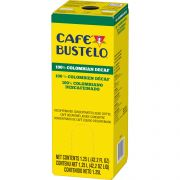 Bustelo 100 Percent Colombian Decaffeinated Concentrated Liquid Coffee, 1.25 Liter -- 2 per case.
