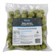 Grecian Delight Uncooked Puck Falafel Fritter, 4 Pound -- 4 per case.