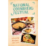 Lodge National Cornbread Festival Winning Recipes Cookbook -- 12 per case.