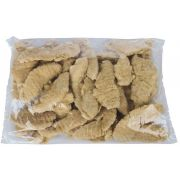 Country Pride Large Traditional Chicken Breast Tenderloin Fritter, 5 Pound -- 2 per case