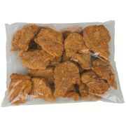 Pierce Chicken Fully Cooked Whole Grain Breaded Chicken Breast Fillet, 5 Pound -- 6 per case