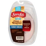 Sara Lee Oven Roasted Turkey Breast, 10 Ounce -- 8 per case.