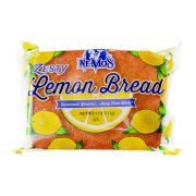Ne-Mos Zesty Lemon Cake Bread, 4 Ounce -- 12 per case.