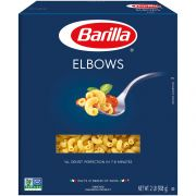 Elbow Pasta ,  2 Pound -- 8 Case
