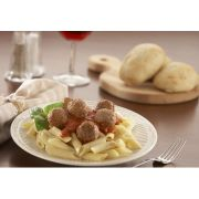Rosina Cooked Beef Pork Meat Ball, 5 Pound -- 2 per case.