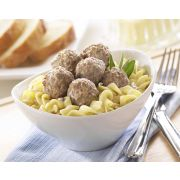 Rosina Food Swedish Pork and Beef Meatball, 0.5 Ounce, 5 Pound bag -- 2 per case.