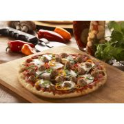 Rosina Traditional Beef Mini Meatball Pizza Toppings, 5 Pound -- 2 per case