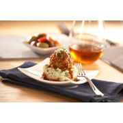 Rosina Food Sapore Grande Pork and Beef Meatball, 2 Ounce -- 2 per case.