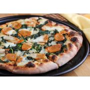 Rosina Spicy Sliced Italian Sausage Pizza Topping, 4 Pound -- 3 per case