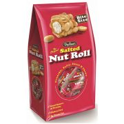 Pearsons Original Salted Nut Roll - Stand Up Bag -- 276 per case.