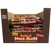 Pearsons Original Salted Nut Roll , 11 Ounce -- 12 per case.