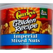 Gurleys Foods Imperial Mixed Nuts, 9 Ounce -- 12 per case.