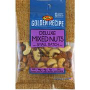 Golden Recipe Deluxe Mixed Nuts, 2 Ounce -- 8 per case.