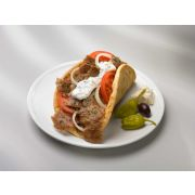 Kronos Frozen Gyrokone Traditional Beef and Lamb Loaf, 3.75 Pound -- 8 per case.