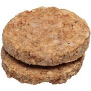 Jimmy Dean Wide Thick Stuffed and Sliced Sausage Patties, 1.5 Ounce -- 106 per case.