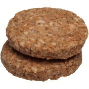 Jimmy Dean Thick Stuffed/Sliced Extra Sage Sausage Patties, 1.5 Ounce -- 106 per case.