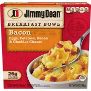 Jimmy Dean Entree Bacon Breakfast Bowl, 8 Ounce -- 8 per case.