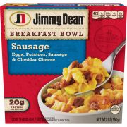 Jimmy Dean Entree Sausage Breakfast Bowl, 8 Ounce -- 8 per case.