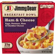 Sara Lee Jimmy Dean Breakfast Bowl - Egg, Potato, and Ham, 8 Ounce -- 8 per case.