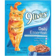 9lives Daily Essentials Cat Food, 12 Ounce -- 6 per case.