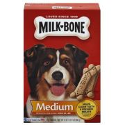 Milk Bone Medium Original Biscuit for Dog, 17 Ounce -- 12 per case.
