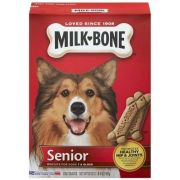 Milk Bone Senior Biscuits for Dogs, 20 Ounce Box -- 12 per case