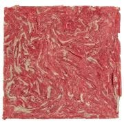 Philly Sensations Minute Ready Raw Philly Beef Steak, 4 Ounce Slices -- 40 per case.