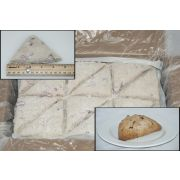 Pillsburry Freezer to Oven Cranberry Orange Scone 3.75 ounce each -- 96 per case.