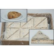 Pillsbury Freezer to Oven Chocolate Chunk Scone 3.75 ounce each -- 96 per case.