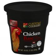 Masters Touch All Natural Reduced Sodium Chicken Base, 1 Pound -- 6 per case.
