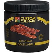 Custom Culinary Gold Label Bacon Base, 20 Pound -- 1 each.