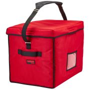 Cambro GoBag Red Stadium Delivery Bag, 21 x 15 x 17 inch -- 1 each