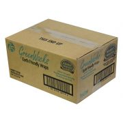 Green Works Interfolded Dry Wax Earth Friendly Wraps, 6 x 10.75 inch - 1000 per pack -- 6 packs per case.