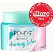 Ponds Skin Care Cold Cream Cleansing Balm, 3.38 Fluid Ounce -- 24 per case