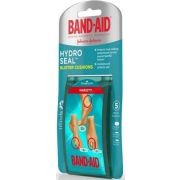 Band Aid Hydro Seal Blister Cushion Assorted Size Adhesive Bandage, 5 count per pack -- 72 per case.