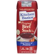 Kitchen Basics Original Beef Stock, 8.25 Ounce -- 12 per case