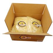 Jaimito Mexican Style Oaxaca Cheese Shred, 5 Pound -- 4 per case.