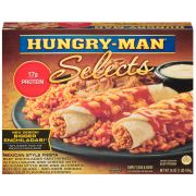Hungry Man Selects Mexican Style Fiesta, 16 Ounce -- 8 per case.