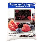 Commodity Fruit Individual Quick Frozen Mixed Fruit, 5 Pound -- 2 per case.
