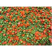 Commodity Vegetables AC Peas and Carrot, 20 Pound -- 1 each.