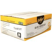 Frozen Seafood Peeled and Deveined Tail On Raw Shrimp, 2 Pound -- 5 per case.