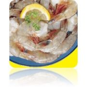 Frozen Seafood 41/50 Shell On Shrimp, 4 Pound -- 6 per case.