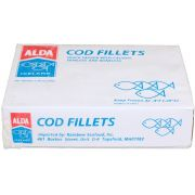 Frozen Seafood 1 To 3 Count Cod Fillet, 5 Pound -- 10 per case.