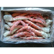 Frozen Seafood 20-24 Count Red King Crab Leg and Claw, 20 Pound -- 1 each.