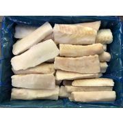 Frozen Seafood 4 Ounce Atlantic Cod Loin, 10 Pound -- 1 each.