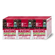 Made In Nature Seedless Raisins Dried Fruit, 9 Ounce -- 24 per case.