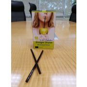 Goldmax Unwrapped Black Jumbo Straw, 5.75 inch -- 2500 per case.
