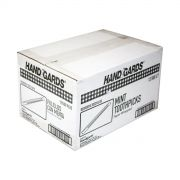 Handgards Paper Wrapped Mint Disposable Wood Toothpick -- 6000 per case.