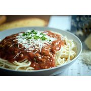 Spaghetti With Meat Sauce, lb. 10 Can -- 6 Per Case