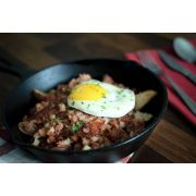 Hash Silver Skillet Corned Beef, lb. 10 Can -- 6 Per Case
